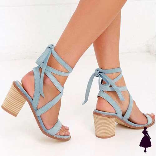 Zapato Bajo Sandalias Más correas