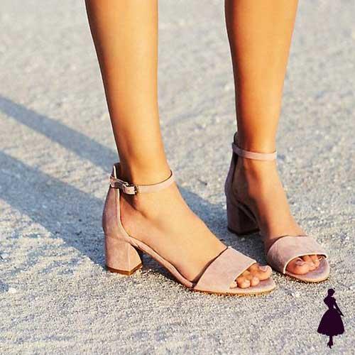 Zapato Bajo Sandalias