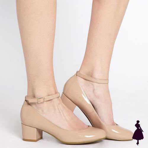 Zapato Bajo Nude