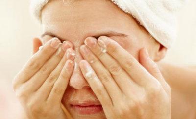Limpieza del rostro
