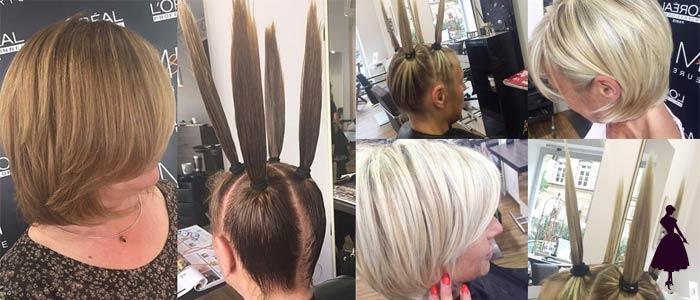 Vertical haircut Alemania