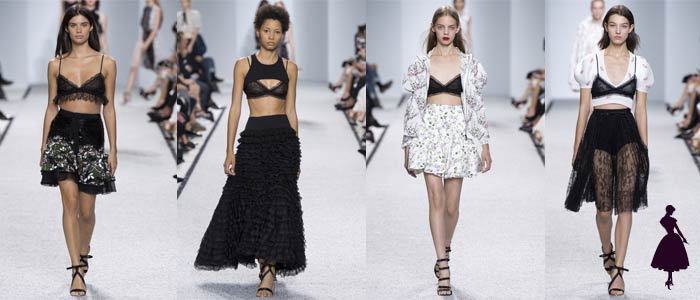 Bra tops Giambattista Valli