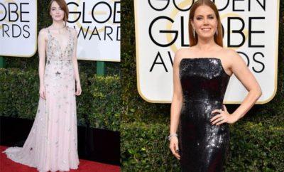 Vestidos de los Golden Globe 2017