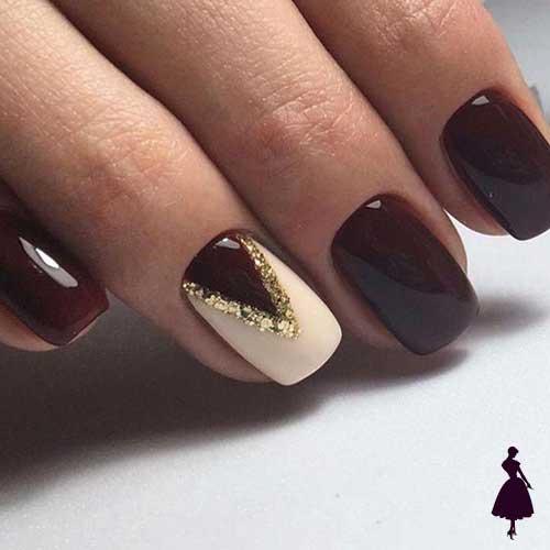 Diseños de uñas delicados