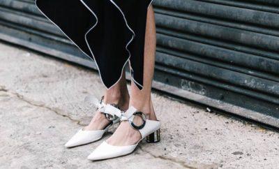 Zapatos Mule Jane
