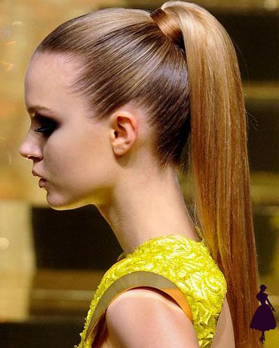 Tendencias en cabello para 2017 Cola de Caballo