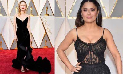 Vestidos de los Oscar 2017