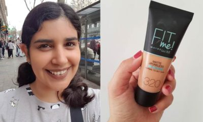 Base fit me de Maybelline