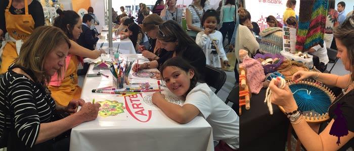 Expo materiaprima 2017 talleres