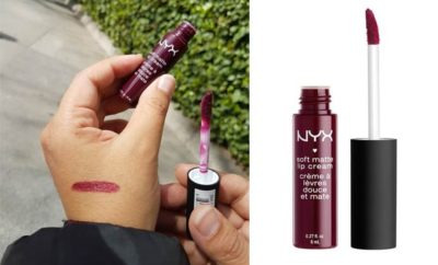 Soft Matte Lip Cream de NYX
