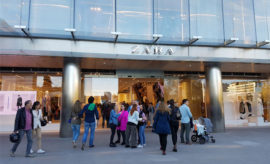 Zara más grande del mundo