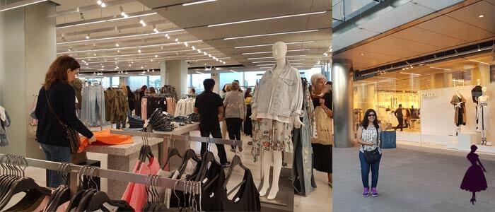 Zara más grande del mundo tienda