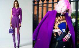 Ultra violet color pantone 2018