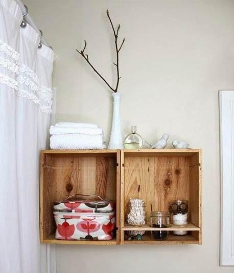 Organizar el baño
