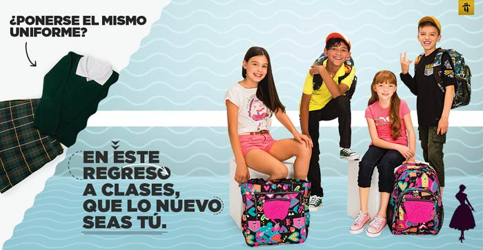 Back To School Mochilas Totto