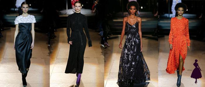 Colección de Carolina Herrera vestidos