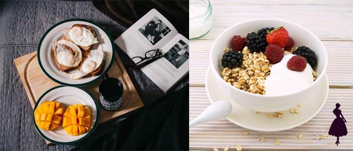 Errores en el desayuno ideas