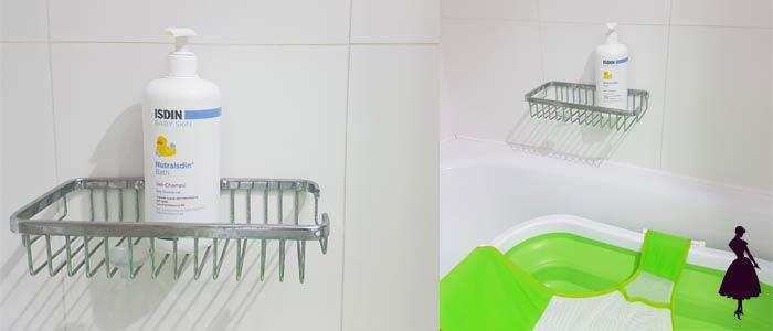 El baño del bebé Nutraisdin bath