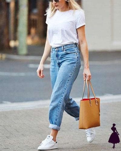 Looks con camiseta blanca