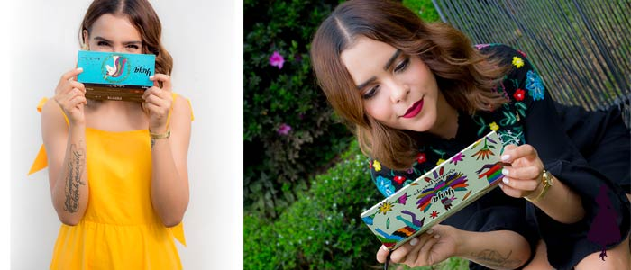Maquillaje de Yuya en Chile