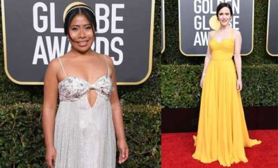 Los Vestidos de los Globos de Oro 2019