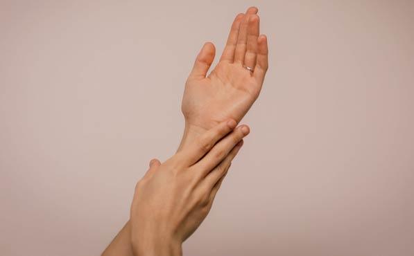 Cuidado de manos en invierno