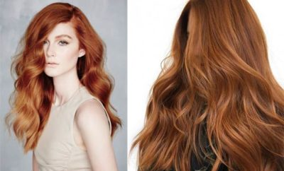 Ginger Peach Cabello