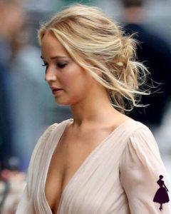 Actriz Rubia Jennifer Lawrence