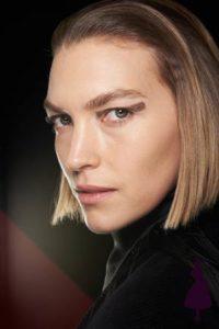 Maquillaje de ojos en Prada