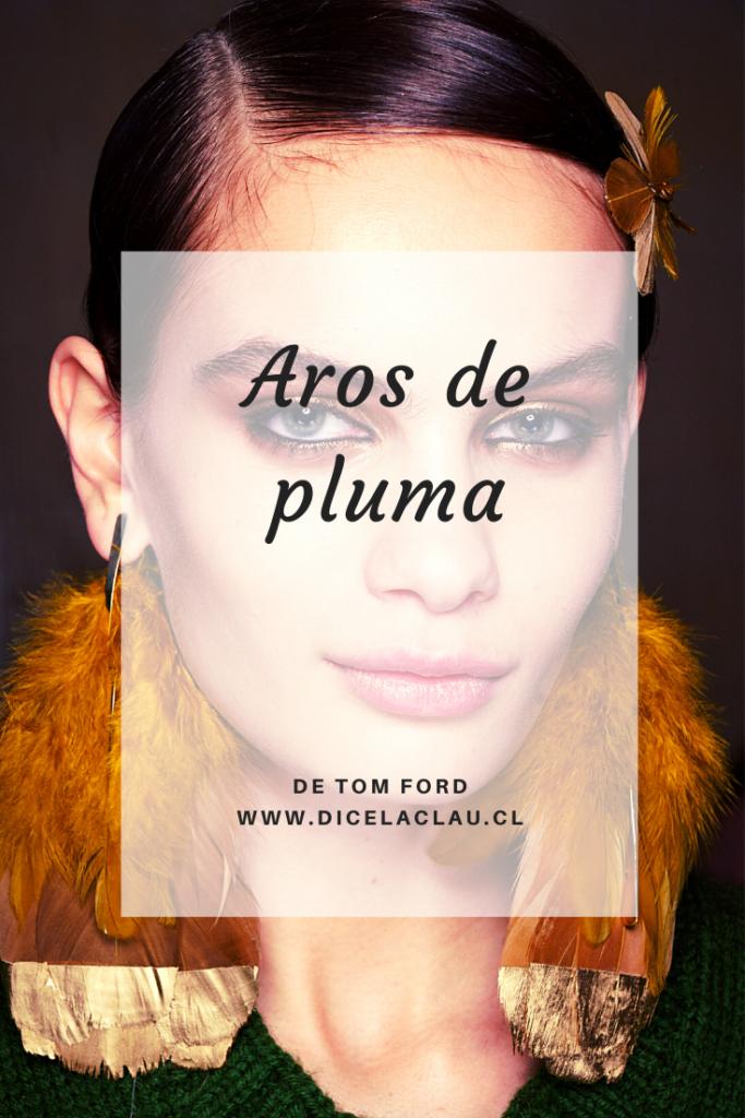 Aros de puma de Tom Ford