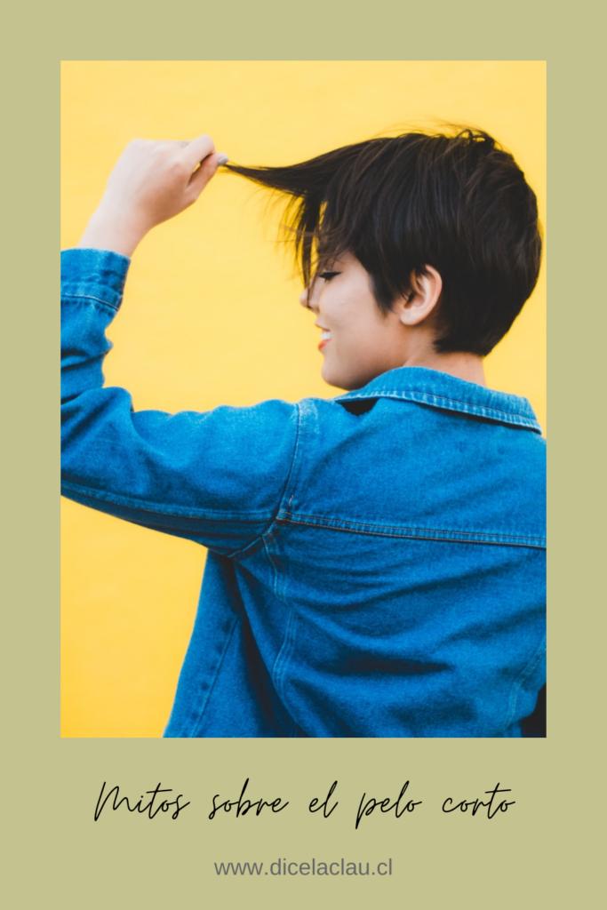 mitos sobre el cabello corto