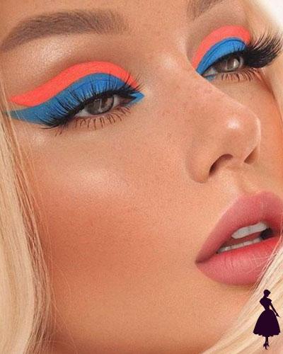 maquillaje flúor