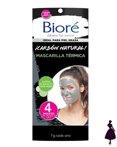 Productos Bioré Mascarilla Térmica